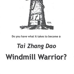 windmill warrior logo