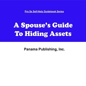 hiding assets during divorce