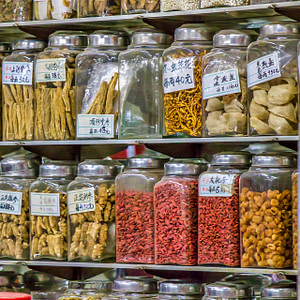 Products: Chinese Healing Herbs and Supplements