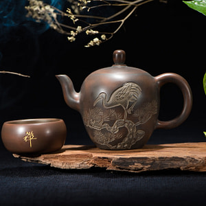 Product: Chinese Teas and Tea-making Accessories