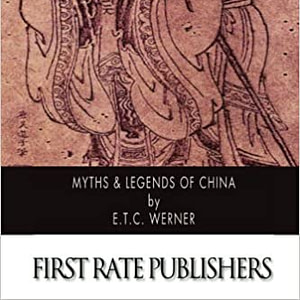 Chinese myths and legends book