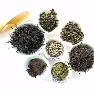 Chinese Teas for Health